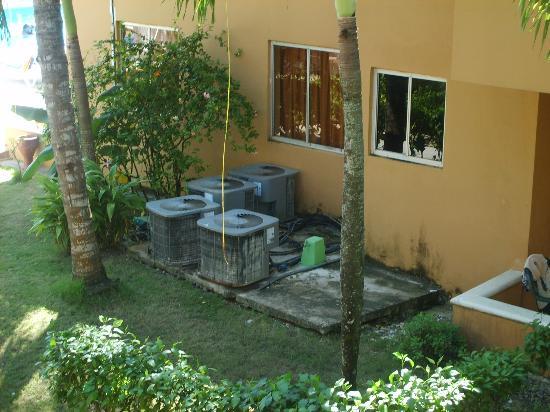Hotel Celuisma Cabarete: the grounds