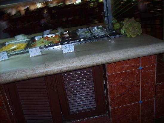 Hotel Celuisma Cabarete: big buffet