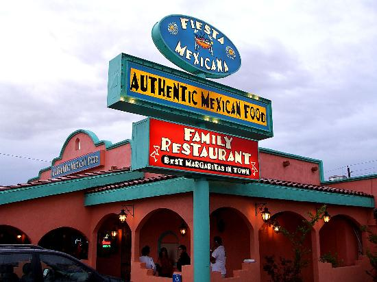 Page Arizona Mexican Restaurants