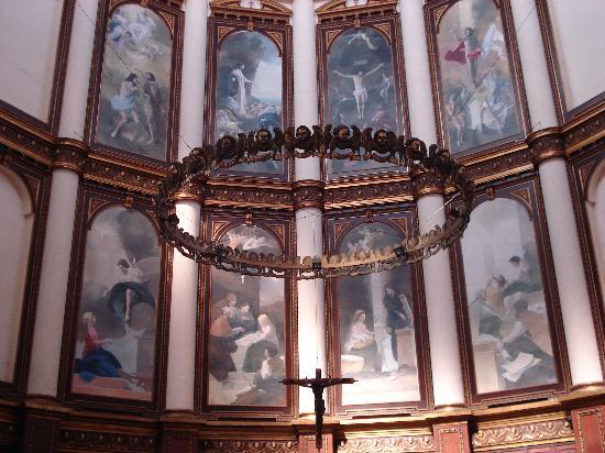 Catedral Metropolitana: L'intérieur