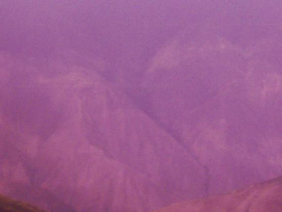 Nidal de nubes: Preciosa naturaleza