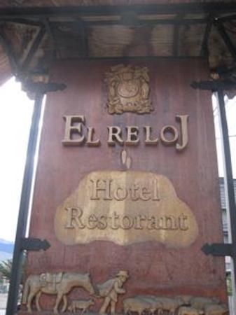 El Reloj Hotel Photo