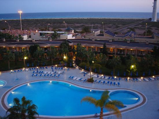 Hotel Faro Jandia & Spa: View from the room
