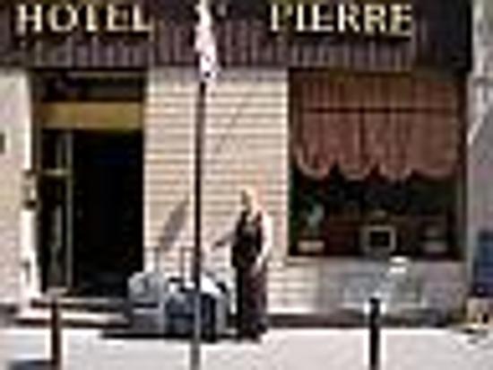 Hotel Saint Pierre: Exterior of Hotel Saint-Pierre