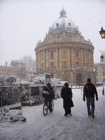 Оксфорд, UK: Radcliffe Camera