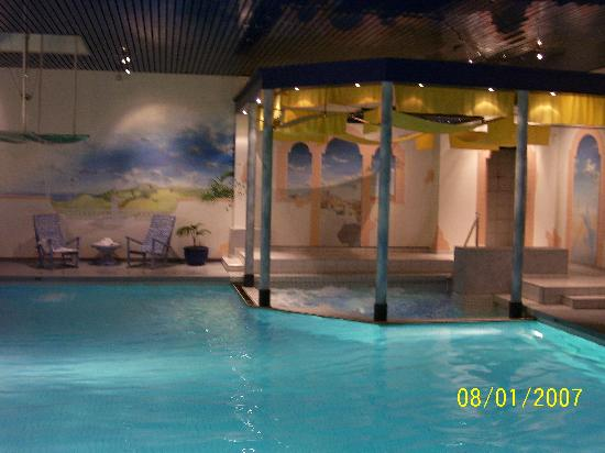 Beausite Park Hotel: Swimming Pool