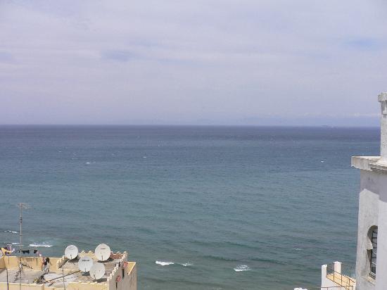 La Tangerina: Blick hinüber nach Gibraltar