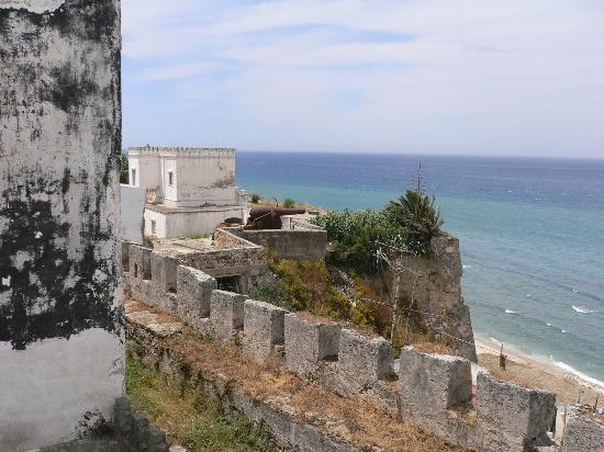 La Tangerina: Die alte Stadtmauer