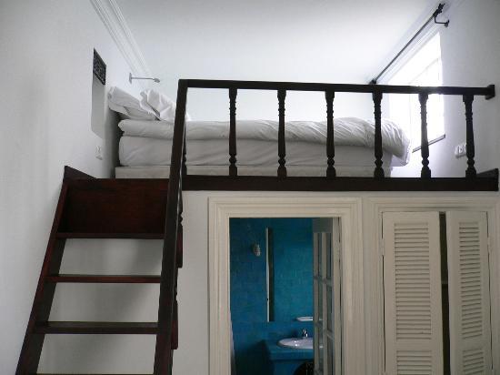 La Tangerina: Hotelzimmer mit Blick auf das Meer