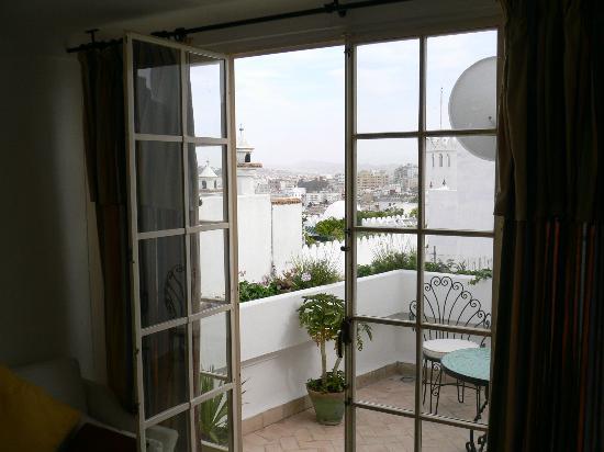 La Tangerina: Blick über Tanger