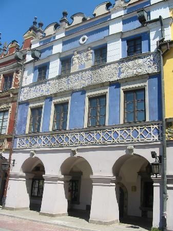 The House Under The Married Couple Picture Of Zamosc Lublin Province Tripadvisor