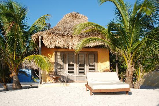 Matachica Resort & Spa: One of the beachfront casitas
