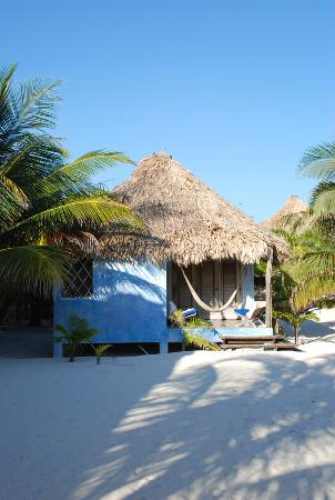 Matachica Resort & Spa: Blueberry, our casita.