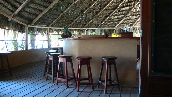 Matachica Resort & Spa: The bar