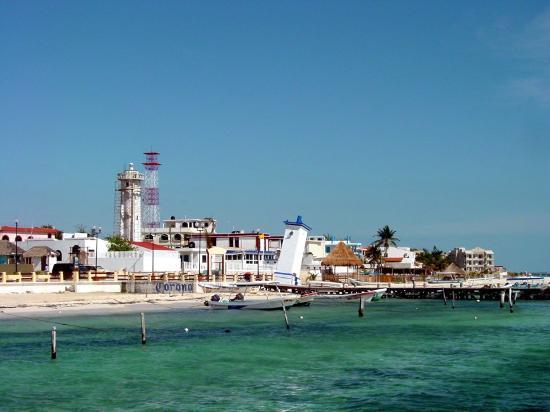 Puerto Morelos dock