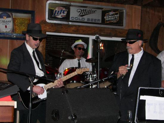 Silver Dollar Saloon: Best Blues Music and Jams anywhere!
