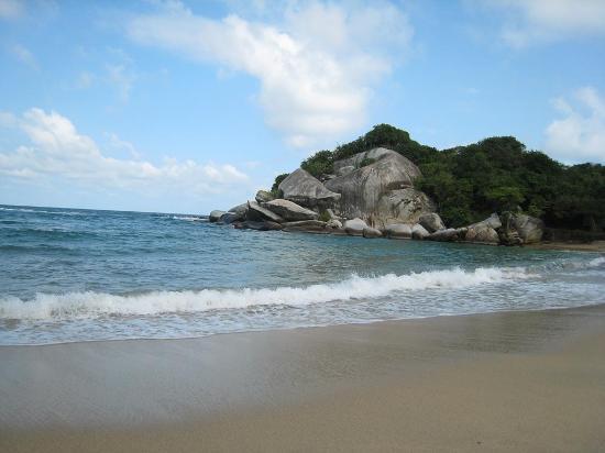 Santa Marta, Colombia: El cabo - Parque Tayrona