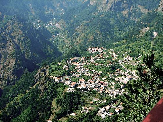 Madeira, Portugal: Nunns Valley