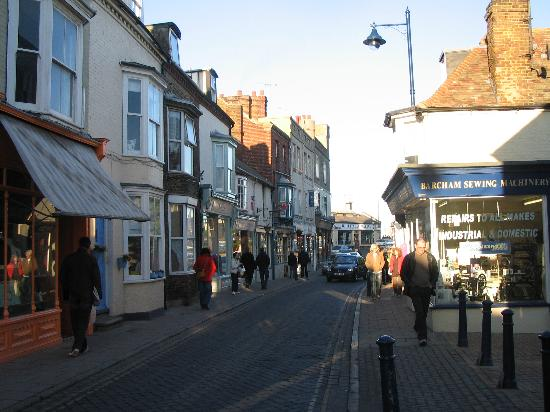 Harbour Street Picture Of Whitstable Kent Tripadvisor