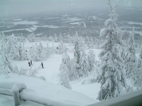 Hotel Iso-Syote: Iso syote fell/ski slopes
