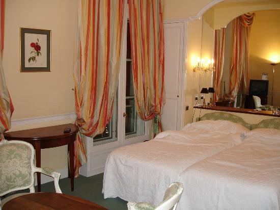 Hotel d'Europe: room