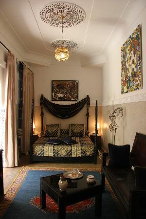 Riad le Clos des Arts: Eines der Zimmer