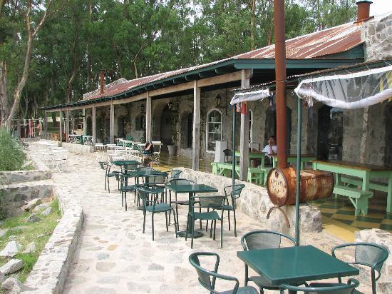 Carmelo Resort & Spa, A Hyatt Hotel : The Pizza Restaurant 30 mins from Foour Seasons