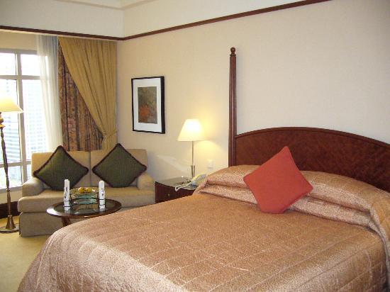 Mandarin Oriental, Kuala Lumpur: Parkview room