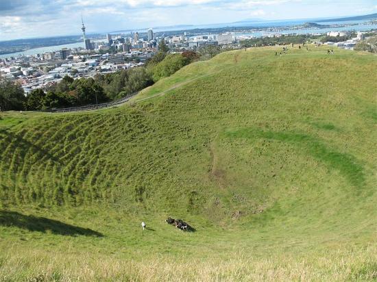 Copthorne Hotel Auckland City: Mont Eden Crater