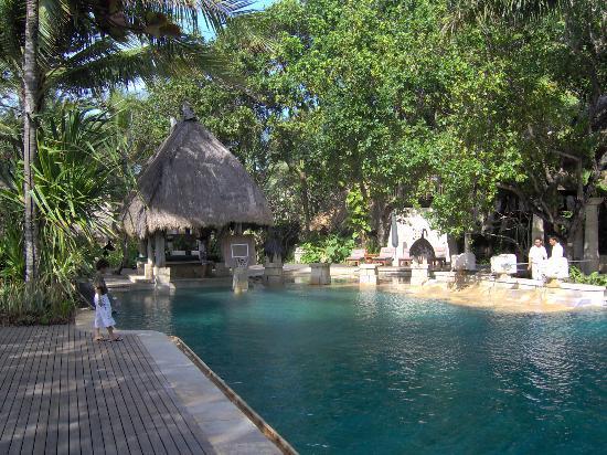 Piscine De L H 244 Tel Picture Of Novotel Bali Benoa