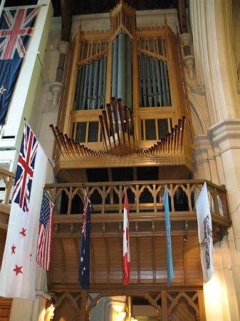 Country Glen Lodge : Christchurch Cathedral Organ
