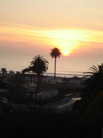 Moonlight Beach Motel: Sunset Room 207