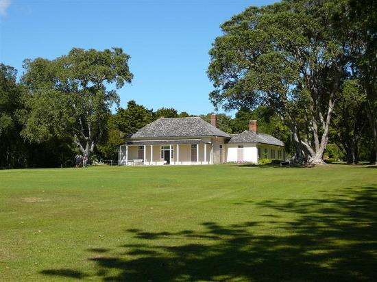 ‪Waitangi National Trust & Treaty House‬