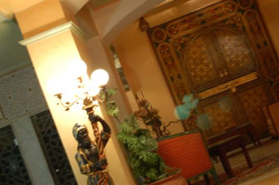 Hotel Sofia: Lobby 2