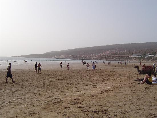 Residence Yasmina Agadir: Tarhazout beach