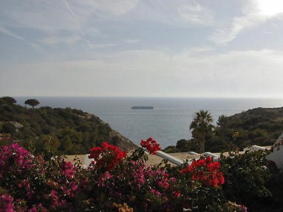 Rocha Brava Village Resort: Sea view from villa