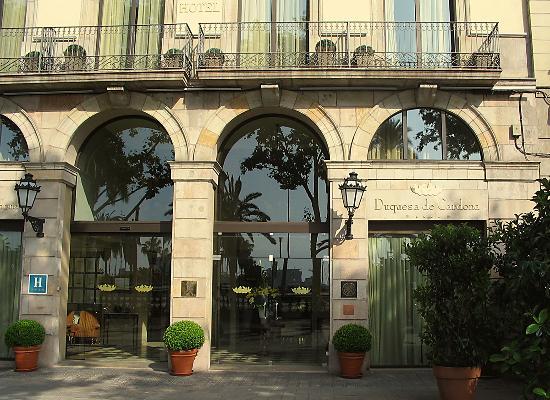 Hotel duquesa de cardona fotograf a de hotel duquesa de - Hotel duques de cardona ...