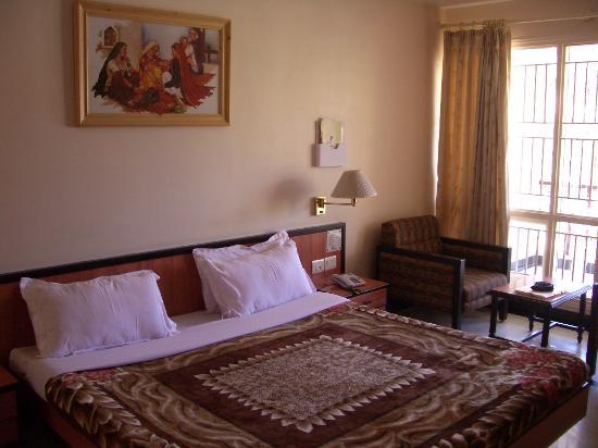 Radhika Beach Resort: View of room
