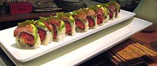 KOTO Japanese: A customized roll