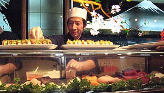 KOTO Japanese: Sushi Chef