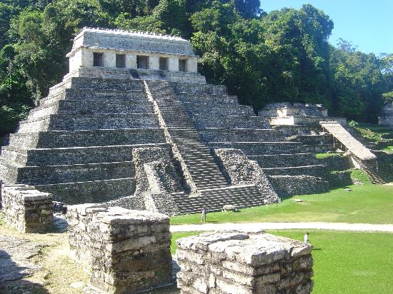 National Park of Palenque: Palenque, Chiapas