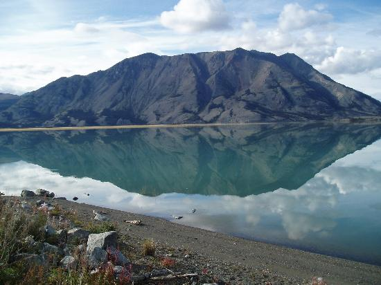 Delta Junction, Аляска: Kluane Lake