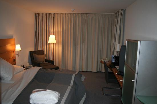 Dorint Pallas Wiesbaden: Bedroom