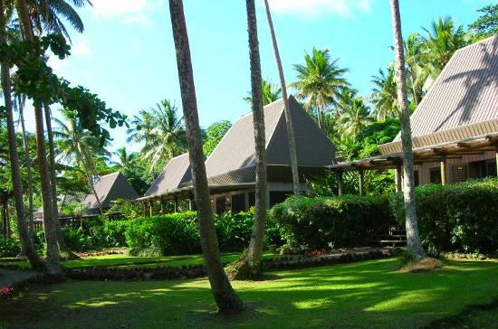 Lalati Resort & Spa: The Bures (beachfront)