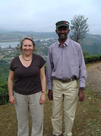 Me and Jefna? Nuwara Eliya