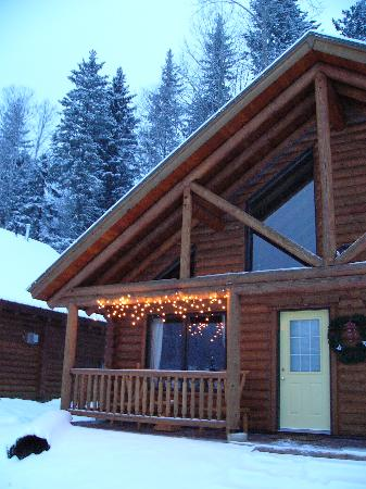 Birch Meadows Lodge B&B: Wonderful Xmas!