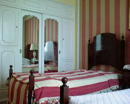 Hotel Avenida Palace : Twin Bedded Room