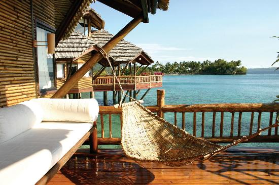 Foto de Pearl Farm Beach Resort