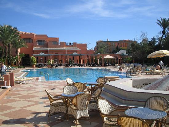 Bilde fra Movenpick Hotel Mansour Eddahbi Marrakech