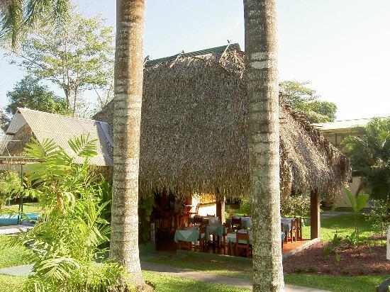 Villas Estrellamar: The Restaurant / Bar Cabana
